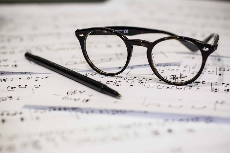 Music History and Harmonics of the Collective